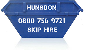 Skips in Stevenage, cheapest Skip Hire prices.
